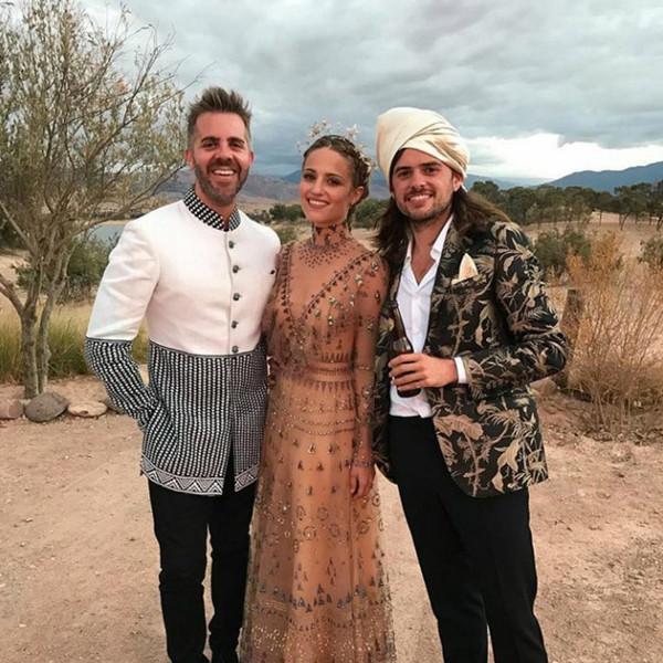 Dianna Agron, Instagram, Wedding