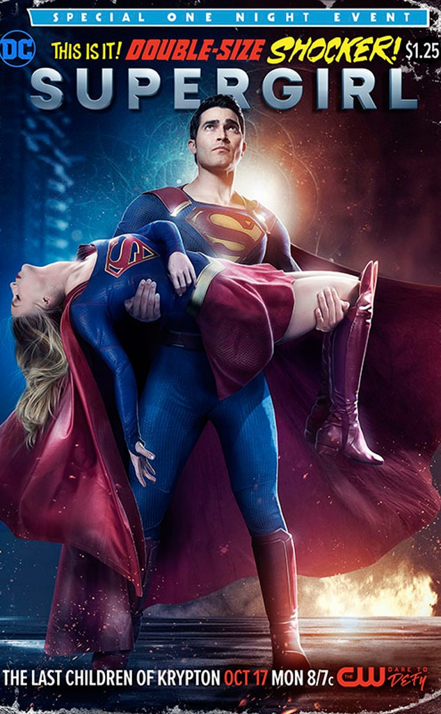 Supergirl, Season 2, Crisis