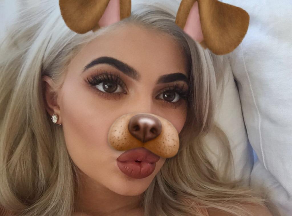 ESC: Halloween Beauty Snapchat