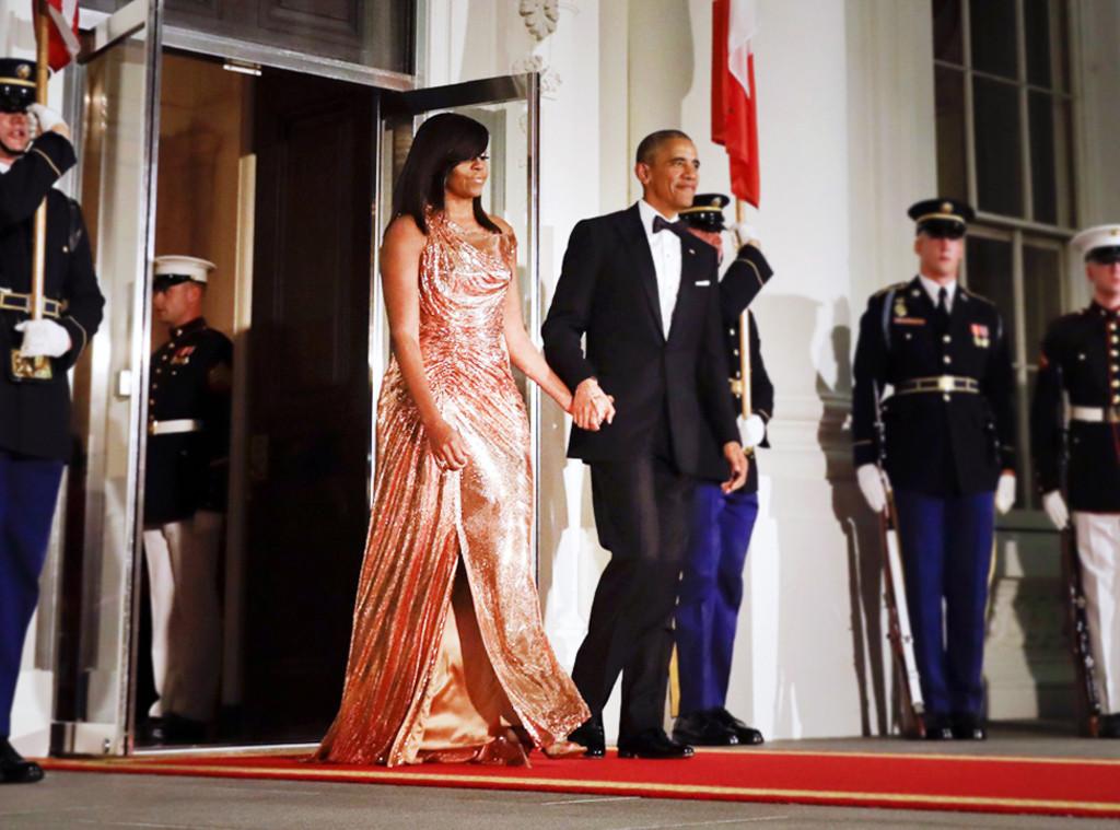 ESC: Michelle Obama, 2016