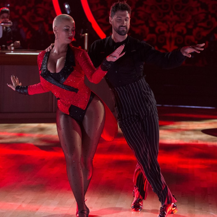 Amber Rose, Dancing With the Stars