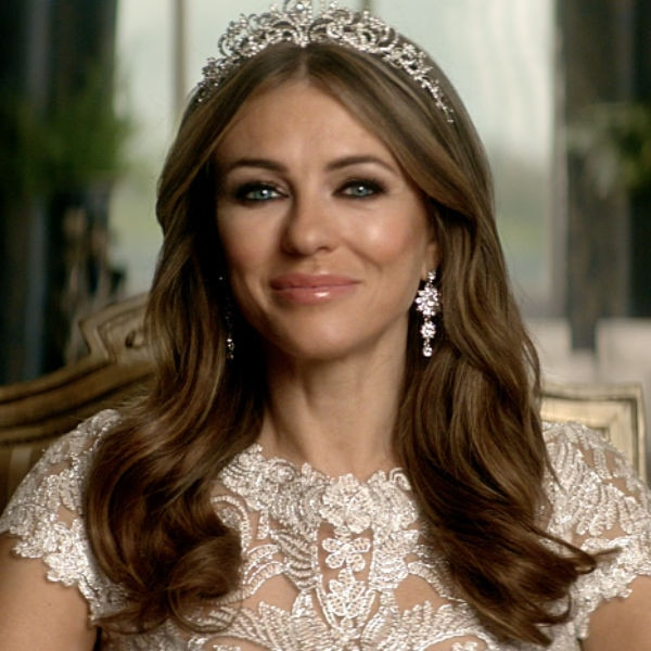 The Royals, Queen Helena, Elizabeth Hurley