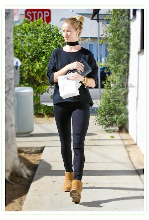 ESC: Rosie Huntington-Whiteley, Ugg Boots