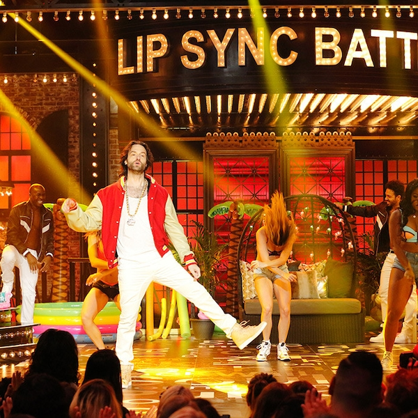 Lip Sync Images On Pinterest: Chris D'Elia From Lip Sync Battle Performances