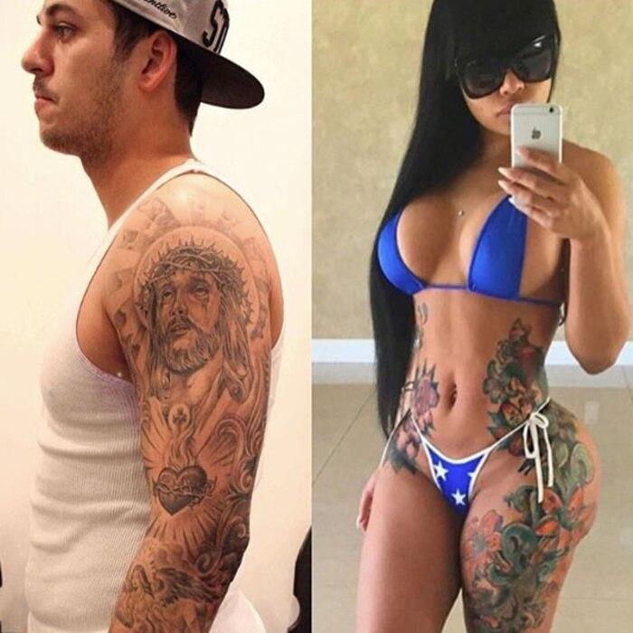 Rob Kardashian, Blac Chyna, Gym, Diet, Fitness