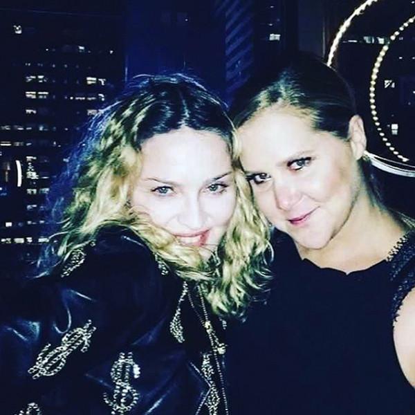 Amy Schumer, Madonna