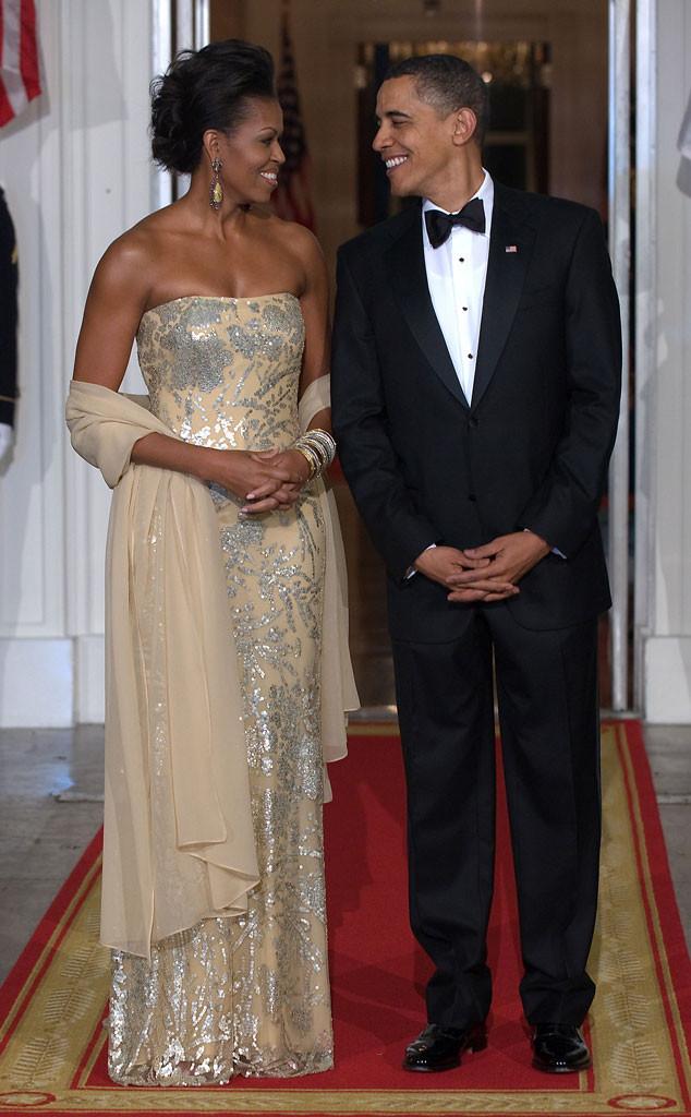 Michelle Obama, Barack Obama, State Dinner, Best Moments
