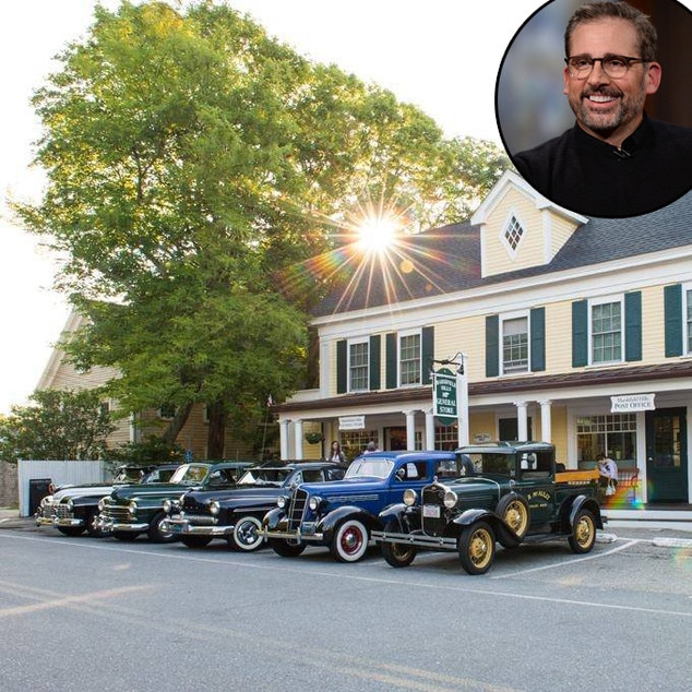 Steve Carell, Marshfield Hills General Store
