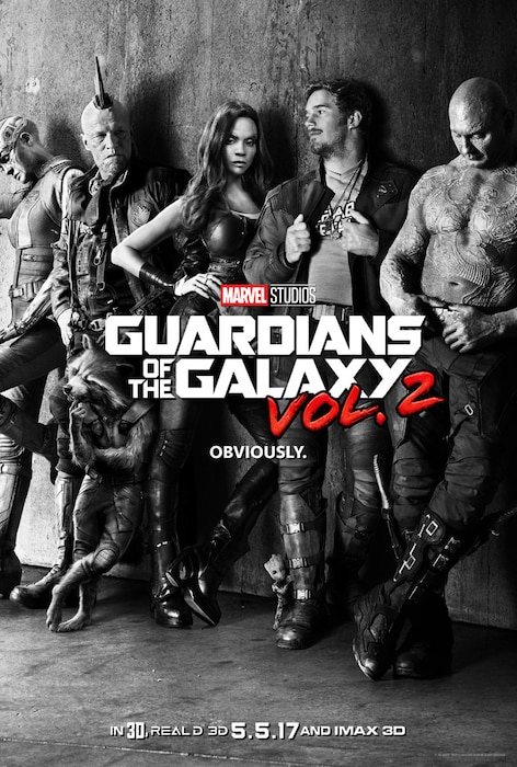 Guardians of the Galaxy, Poster