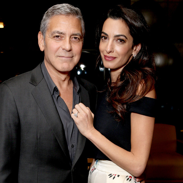 George Clooney News, Pictures, and Videos | E! News