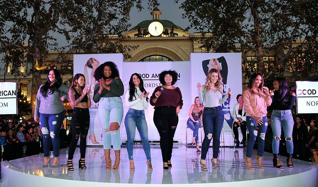 Khloe Kardashian, Good American Denim Launch