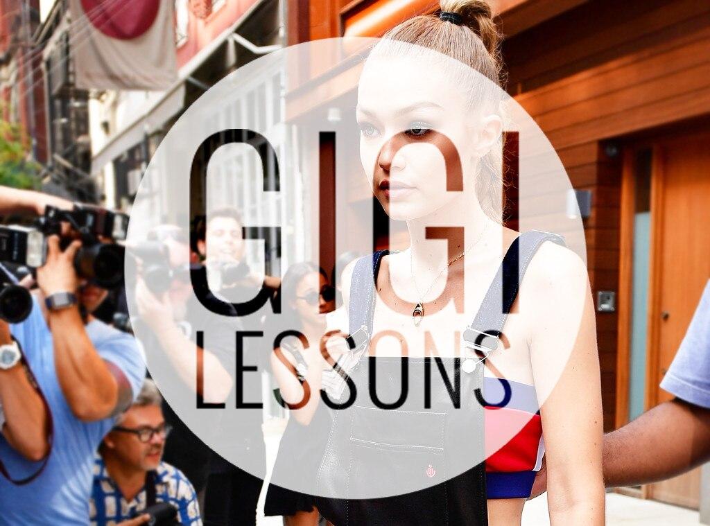 ESC: Gigi Lessons, Gigi Hadid