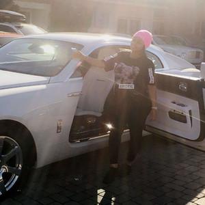 Blac Chyna, Snapchat, Rolls Royce