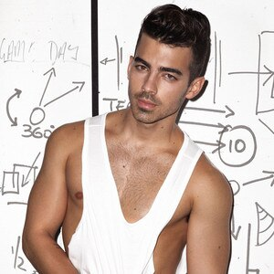 Joe Jonas, Notion