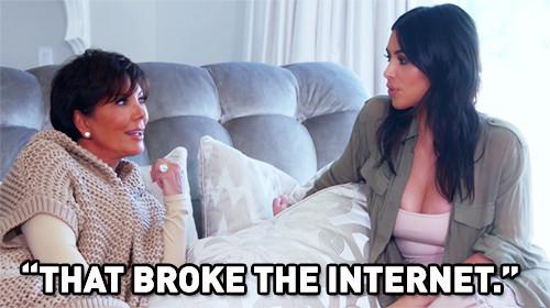 Kris Jenner, Kim Kardashian, KUWTK, KUWTK 1217