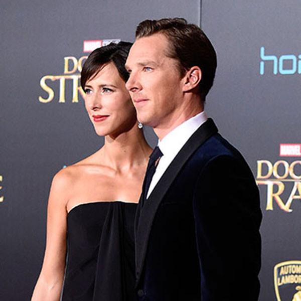 Benedict Cumberbatch, Sophie Hunter
