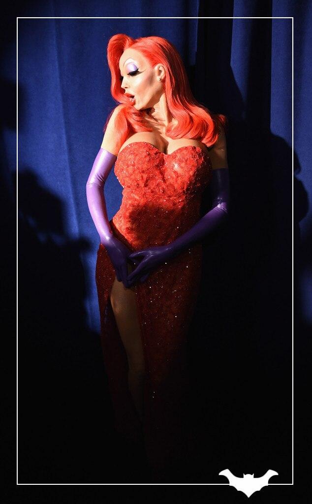 ESC: Heidi Klum, Halloween