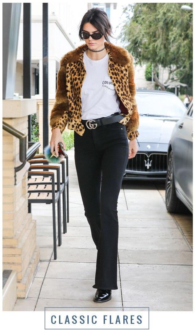 ESC: Kendall Jenner, 5 Days