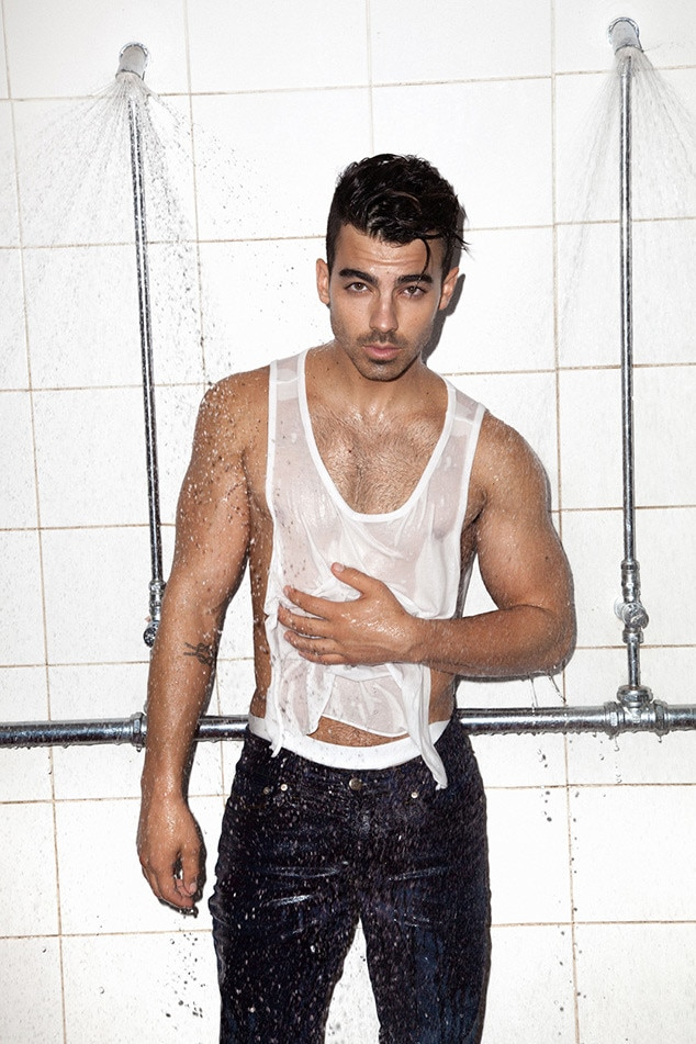 Joe Jonas, Notion