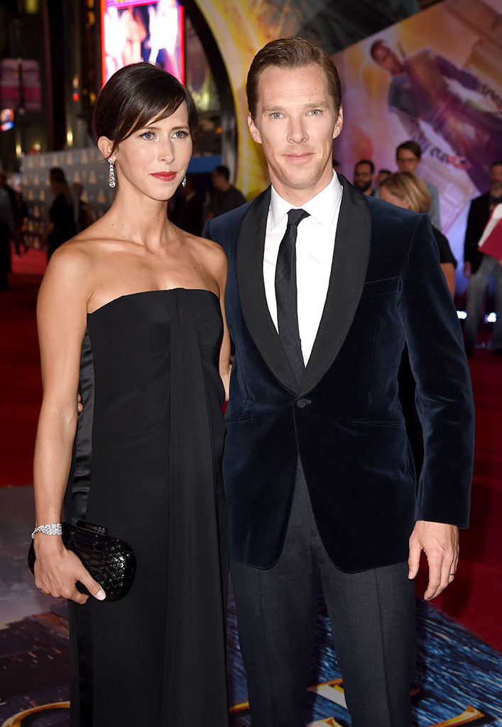 Sophie Hunter, Benedict Cumberbatch