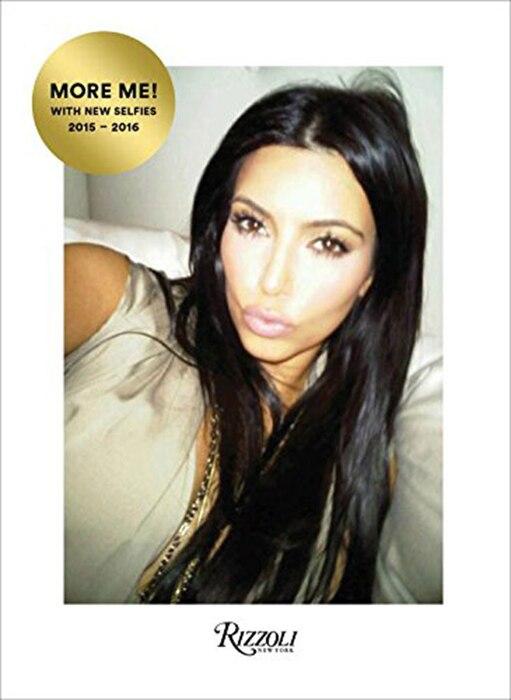 Kim Kardashian West: Selfish, Book