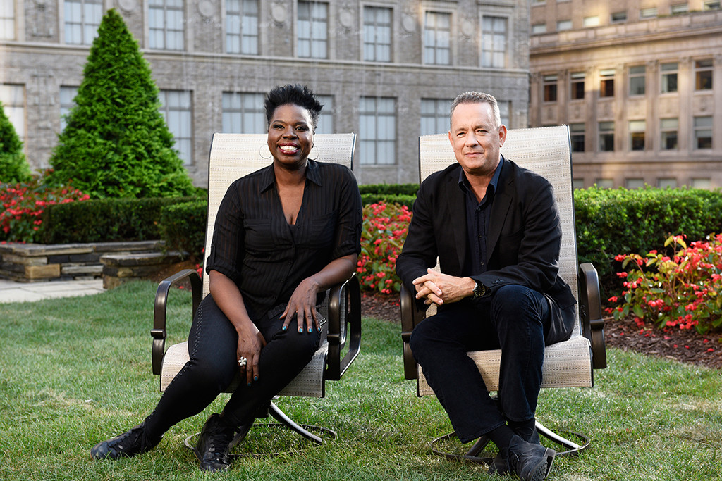 Tom Hanks, Leslie Jones, Saturday Night Live