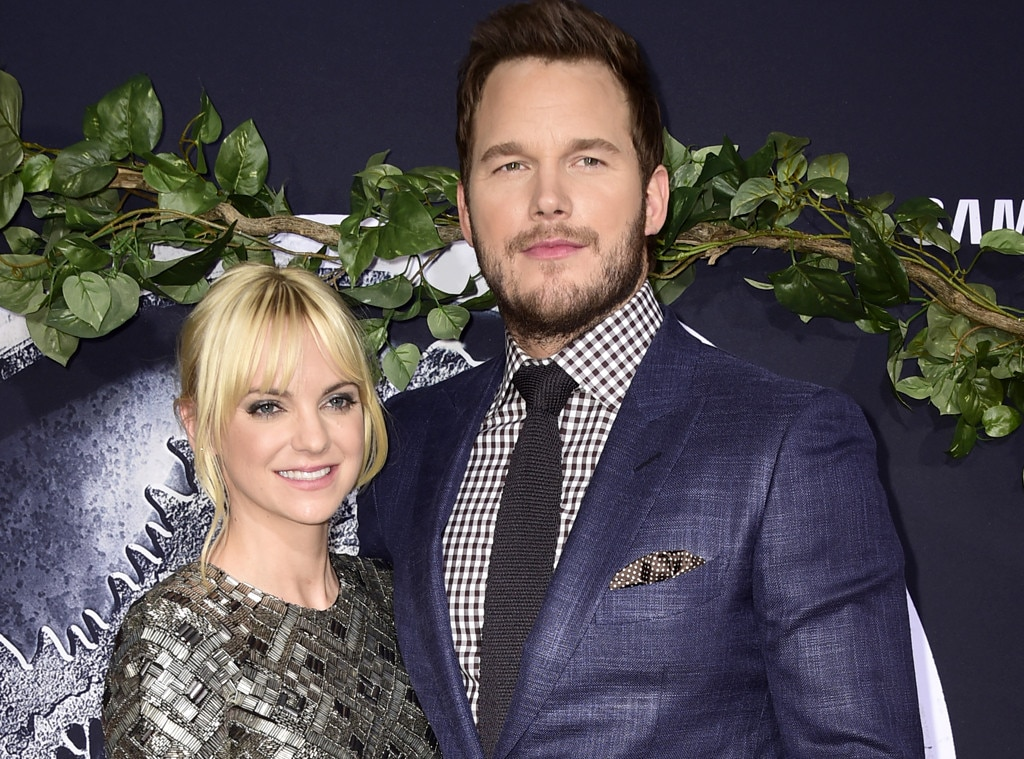 chris pratt and anna faris relationship trust