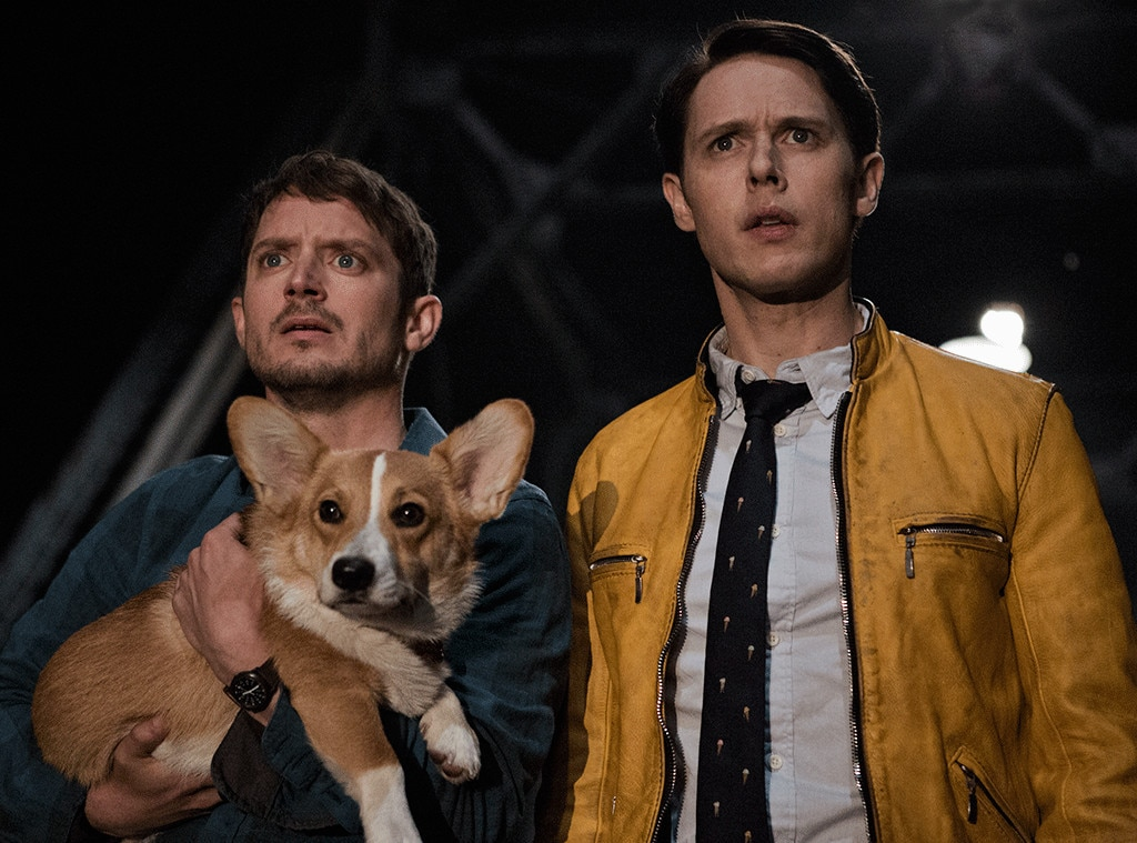 Dirk Gently's Holistic Detective Agency, Elijah Wood