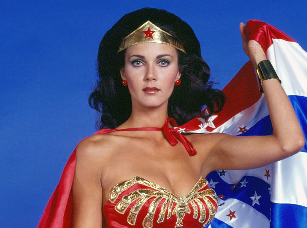 Lynda Carter, Wonder Woman