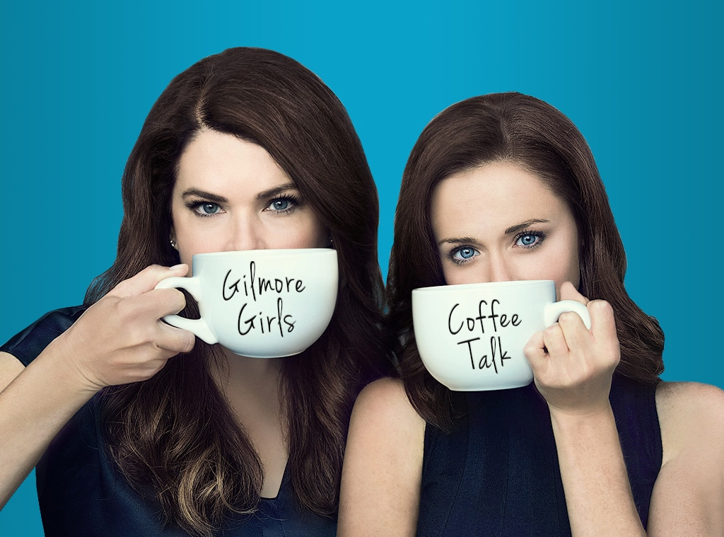 Gilmore Girls Coffee Talk