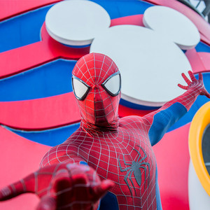 Disney Cruise Line, Marvel Day at Sea