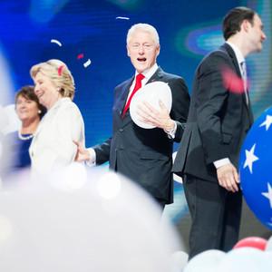 ESC: Halloween, Political Puns, Bill Clinton