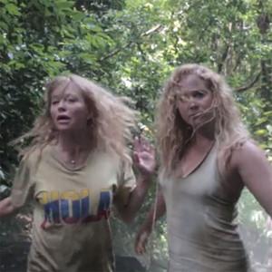 Amy Schumer, Goldie Hawn