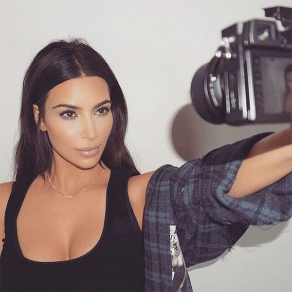 Kim joins Swift, Gomez in Instagram 100 mn club