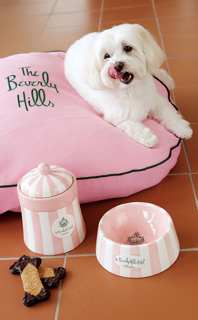 Beverly Hills Hotel, Pet week