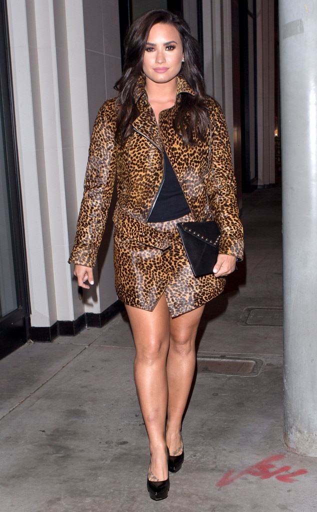 Demi Lovato from The Big Picture: Today's Hot Photos