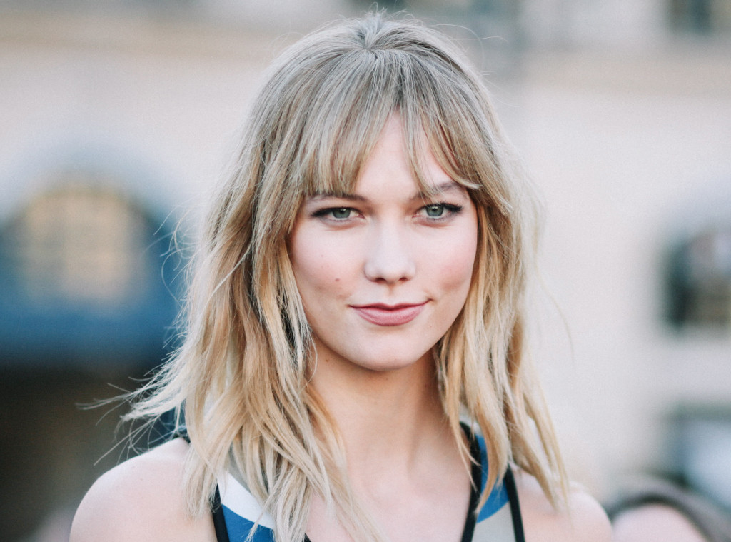ESC: Fall Bangs, Karlie Kloss
