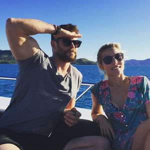 Chris Hemsworth, Elsa Pataky