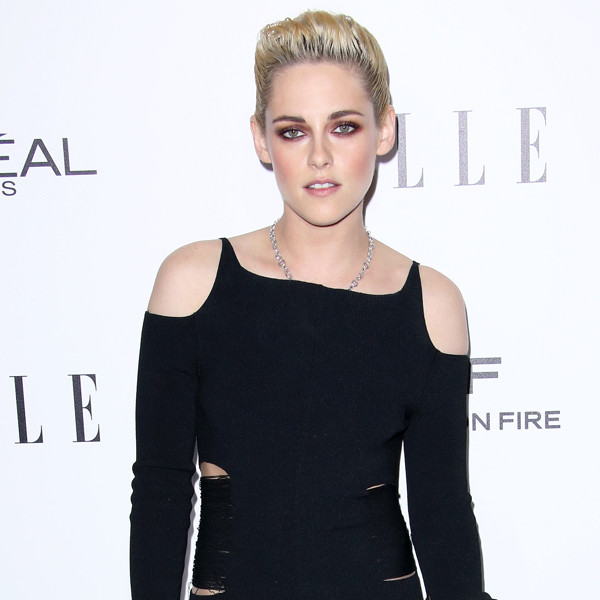 Kristen Stewart, Elle Women in Hollywood