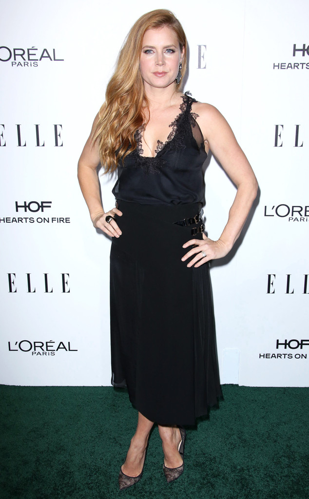Amy Adams, Elle Women in Hollywood