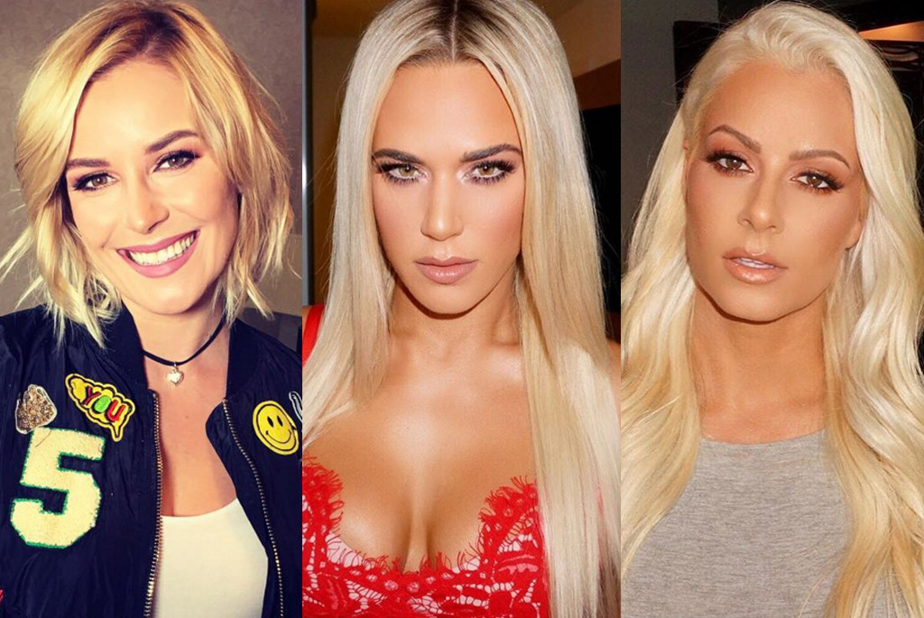 Total Divas Stars, Lana, Maryse, Renee Young