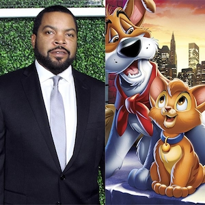 Ice Cube, Oliver and Company