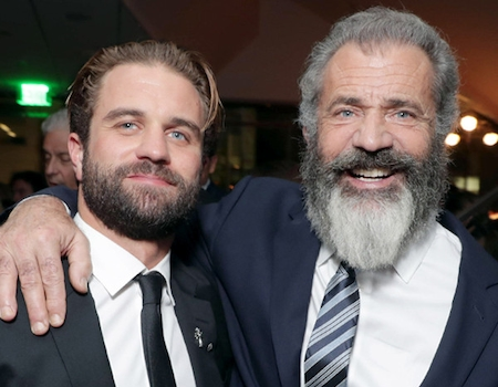 Heads Up Internet Meet Mel Gibson S 26 Year Old Look
