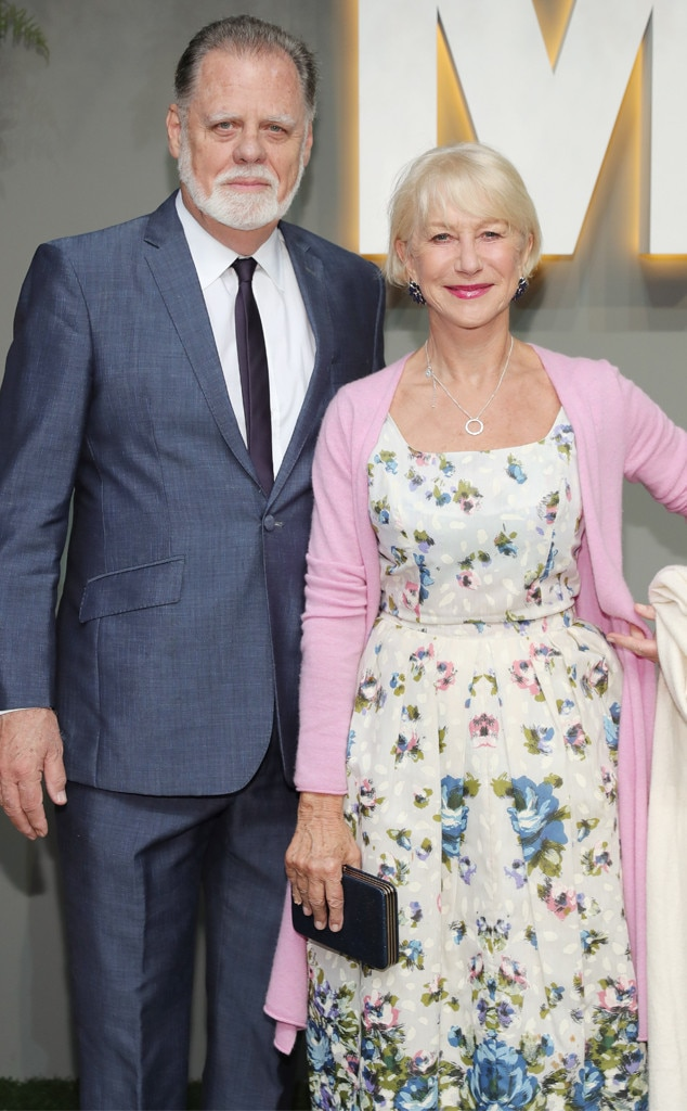 Taylor Hackford, Helen Mirren