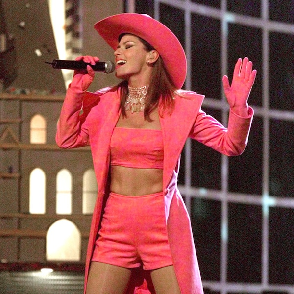 Shania Twain's Daredevil Style From Country Music's Most
