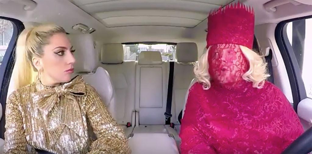 Lady Gaga, Carpool Karaoke