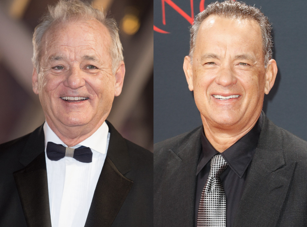 Bill Murray, Tom Hanks
