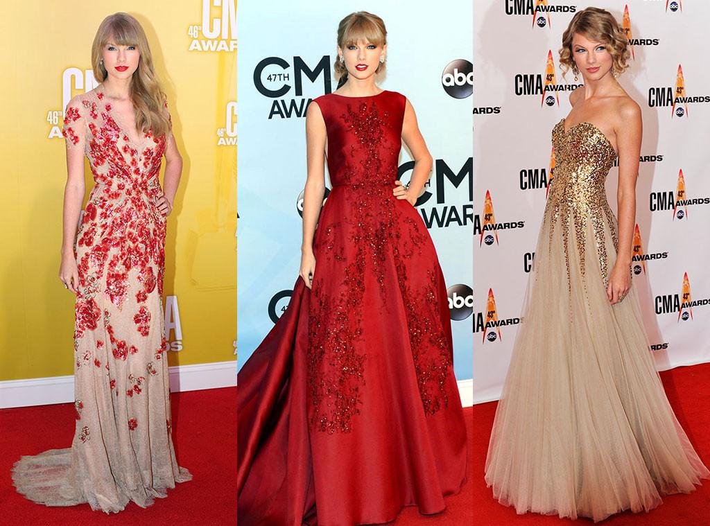 Taylor Swift, CMA Style