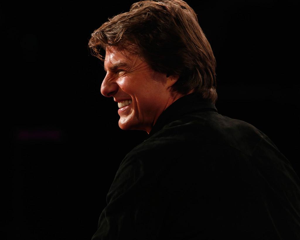 Tom Cruise, Jimmy Kimmel Live