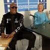 Hillary Clinton, Stevie Wonder